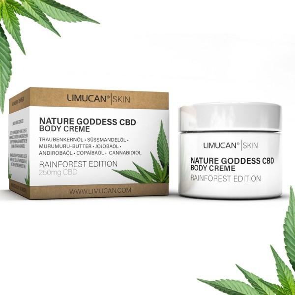 Nature Goddess CBD Body Creme-Copy